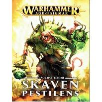 Chaos Battletome - Skaven Pestilens (jeu de figurines Age of Sigmar Warhammer en VF)