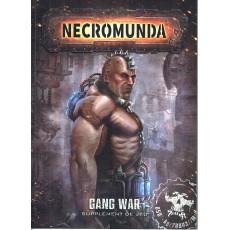 Nécromunda - Gang War  (jeu de figurines Games Workshop en VF)