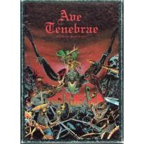 Ave Tenebrae (wargame médiéval-fantastique de Jeux Descartes en VF) 003