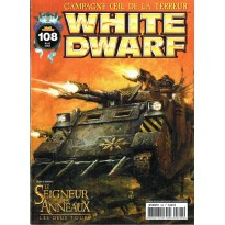 White Dwarf N° 108 (magazine de jeux de figurines Games Workshop en VF) 001