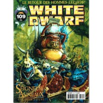 White Dwarf N° 109 (magazine de jeux de figurines Games Workshop en VF)