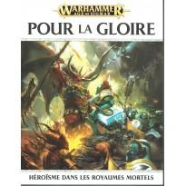 Pour la Gloire (jeu de figurines Age of Sigmar Warhammer en VF) 001