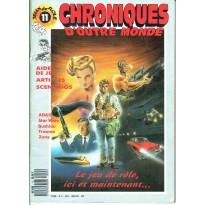 Chroniques d'Outre Monde N° 11 (magazine de jeux de rôles) 003