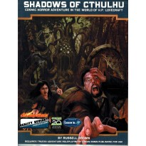 Shadows of Cthulhu (livre de base jdr en VO)