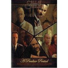 A Peculiar Pentad (Rpg Call of Cthulhu en VO)