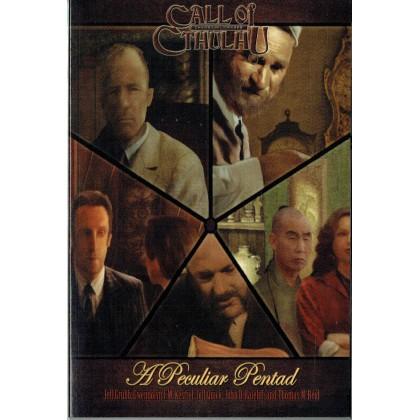 A Peculiar Pentad (Rpg Call of Cthulhu en VO) 001