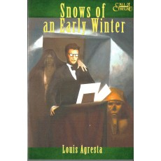 Snows of an Early Winter (Rpg Call of Cthulhu en VO)