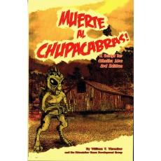 Muerte al Chupacabras! (Rpg Cthulhu Live en VO)