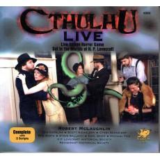 Cthulhu Live - Live Action Horror Game (livre de règles Grandeurs Nature en VO)