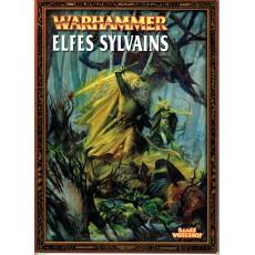 Warhammer - Elfes Sylvains (livret d'armée jeu de figurines V6bis en VF)