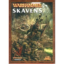 Warhammer - Skavens (livret d'armée jeu de figurines V7 en VF)