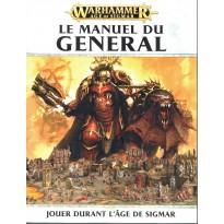 Le Manuel du Général (jeu de figurines Age of Sigmar Warhammer en VF)