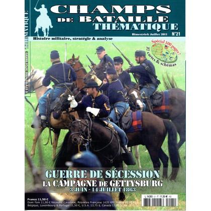 Champs de Bataille N° 21 Thématique (Magazine histoire militaire) 002