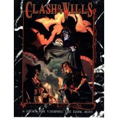Clash of Wills (jdr Vampire The Dark Ages en VO)