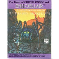 The Tower of Cirith Ungol and Shelob's Lair (jdr MERP en VO) 002