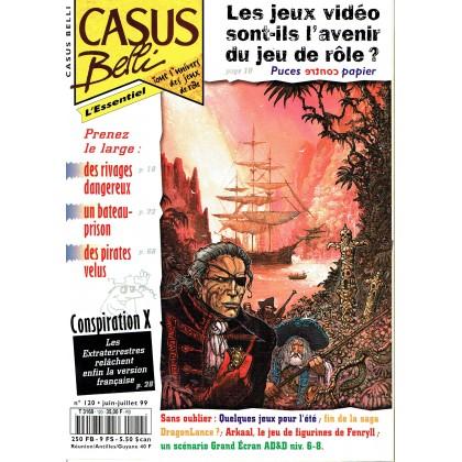 Casus Belli N° 120 (magazine de jeux de rôle) 006