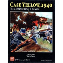 Case Yellow 1940 - The German Blitzkrieg in the West (wargame GMT en VO) 002