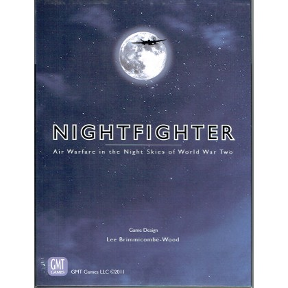 Nightfighter - Air Warfare in the Night Skies of World War Two (wargame GMT en VO) 002