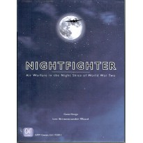 Nightfighter - Air Warfare in the Night Skies of World War Two (wargame GMT en VO)