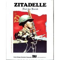 Zitadelle - Duel for Kursk (wargame 3W en VO) 001