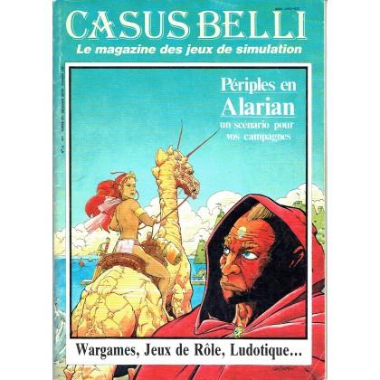 Casus Belli N° 13 (le magazine de jeux de simulation) 002