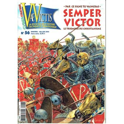 Vae Victis N° 56 (La revue du Jeu d'Histoire tactique et stratégique) 005