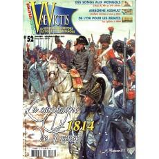 Vae Victis N° 52 (La revue du Jeu d'Histoire tactique et stratégique)