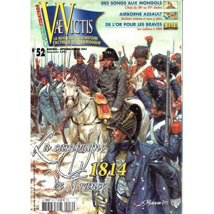 Vae Victis N° 52 (La revue du Jeu d'Histoire tactique et stratégique) 006