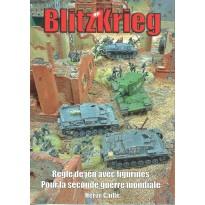 BlitzKrieg - Règle de jeu avec figurines pour la seconde guerre mondiale (Livre V3 en VF)