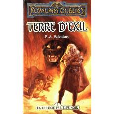 Terre d'Exil (roman Les Royaumes Oubliés en VF)
