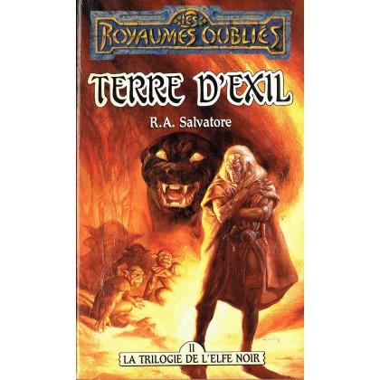 Terre d'Exil (roman Les Royaumes Oubliés en VF) 001