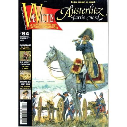 Vae Victis N° 64 (La revue du Jeu d'Histoire tactique et stratégique) 005