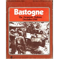 Bastogne - The Desperate Defence, December 1944 (wargame SPI en VF)