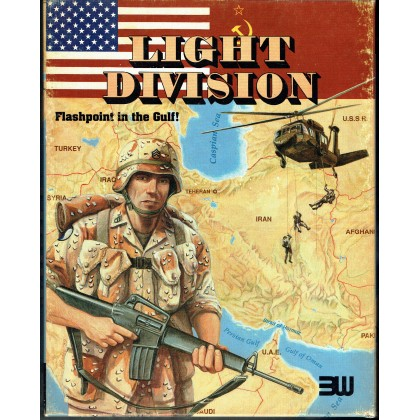 Light Division - Flashpoint in the Gulf! (wargame 3W en VO) 001