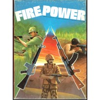 Firepower - A Game of Man-to-Man Squad Tactics (wargame Avalon Hill en VO)