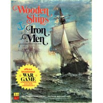 Wooden Ships & Iron Men (wargame Avalon Hill 2e édition en VO) 004