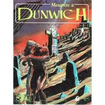 Meurtre à Dunwich (jdr L'Appel de Cthulhu V1 en VF)