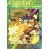 Casus Belli N° 25 (le magazine des jeux de simulation) 003