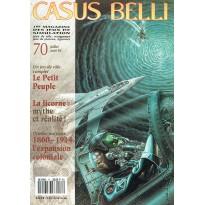 Casus Belli N° 70 (magazine de jeux de rôle)