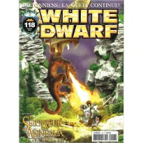 White Dwarf N° 118 (magazine de jeux de figurines Games Workshop en VF) 001
