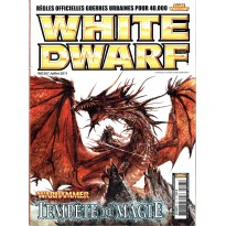 White Dwarf N° 207 (magazine de jeux de figurines Games Workshop en VF) 001