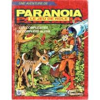 Les Complexités du Complexe Alpha (jdr Paranoia en VF) 001