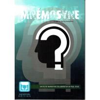 Mnémosyne - Livre de base (jdr de Narrativiste Edition en VF)