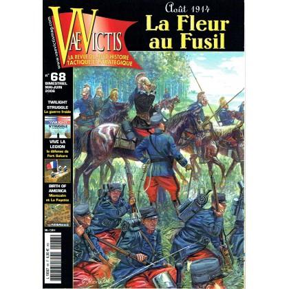 Vae Victis N° 68 (La revue du Jeu d'Histoire tactique et stratégique) 005