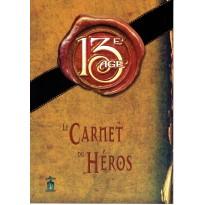 13e Age - Le Carnet du Héros (jdr 7ème Cercle en VF)
