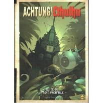 Guide du Front Pacifique (jdr Achtung! Cthulhu en VF)
