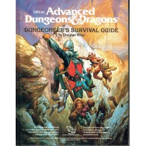 Dungeoneer's Survival Guide (jdr AD&D 1ère édition en VO) 005