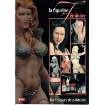 La figurine féminine - Techniques de peinture (livre figurines & modélisme en VF) 001