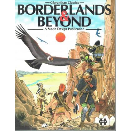 Borderlands & Beyond - Gloranthan Classics Volume IV (jdr Runequest en VO) 001