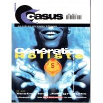 Casus Belli N° 5 Deuxième édition (magazine de jeux de rôle)